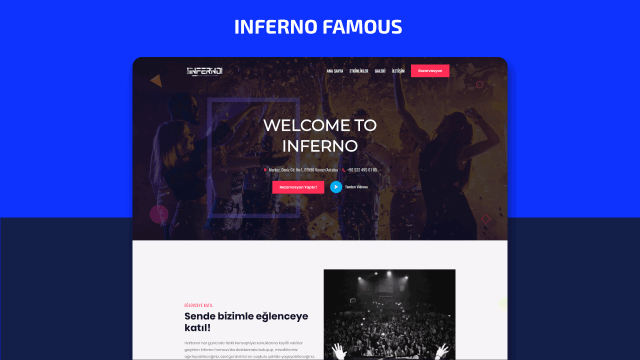 Inferno Famous